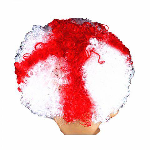 Sale Fans Union Flags and Wigs Explode with Party Supplies