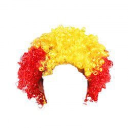 Fans Union Flags and Wigs Explode with Party Supplies -