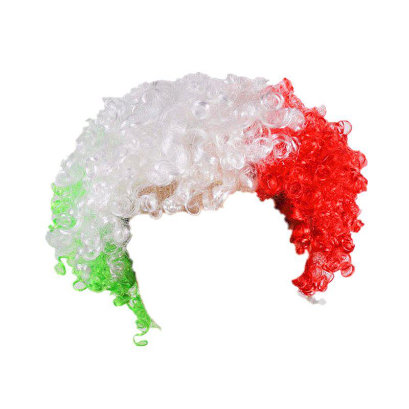 Online Fans Union Flags and Wigs Explode with Party Supplies