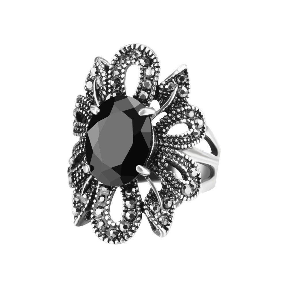 Chic PULATU Punk Rock Rock Ring for Women