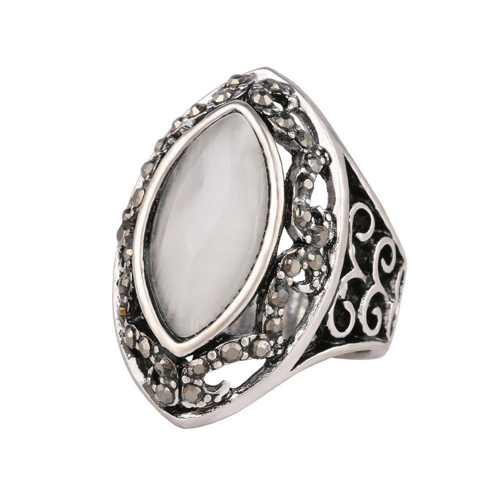 Best PULATU Fashion Lace Hollow Rings for Women