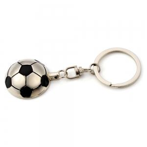 Creative Football Metal Key Chain -