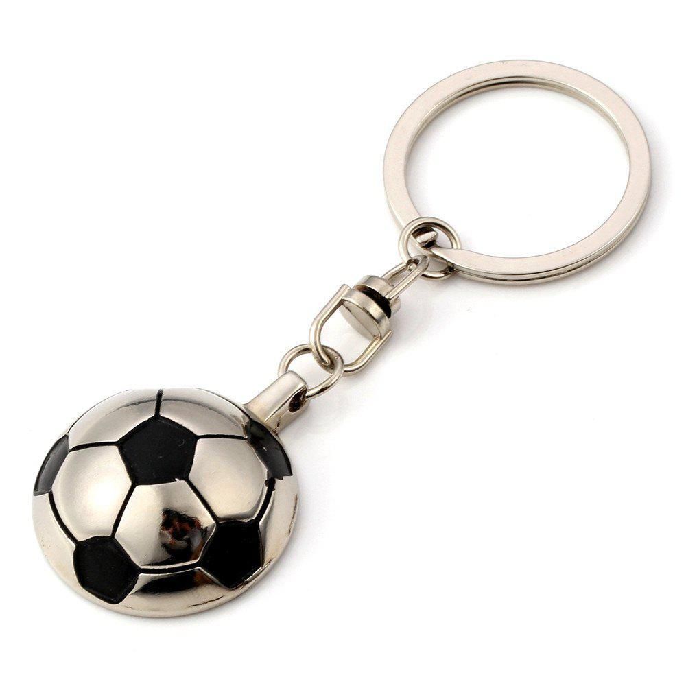 Outfits Creative Football Metal Key Chain