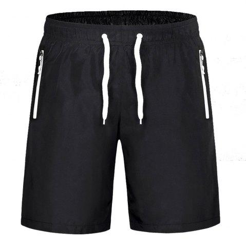 Trendy New Men's Leisure Beach Pants Dry Five Points Shorts Junior Sports Shorts
