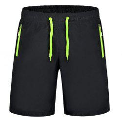 New Men's Leisure Beach Pants Dry Five Points Shorts Junior Sports Shorts -