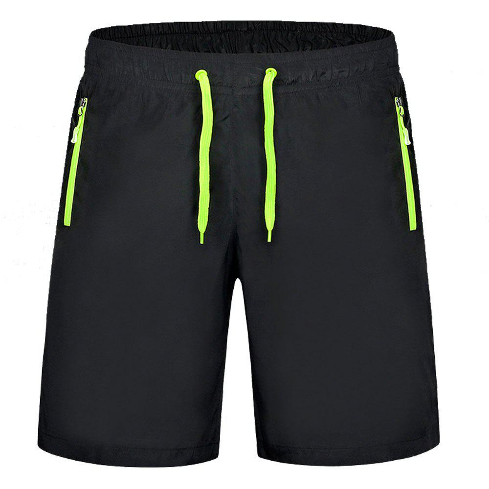 Hot New Men's Leisure Beach Pants Dry Five Points Shorts Junior Sports Shorts