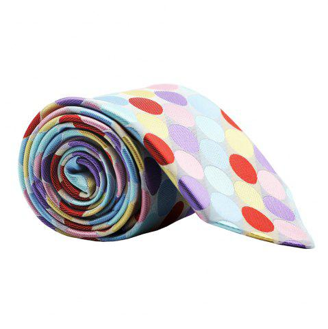 Cheap New Fashion Men Business Tie Dot All Matched Formal Necktie