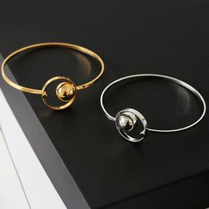 Classic Fashion Circle Ball Geometry Bracele -