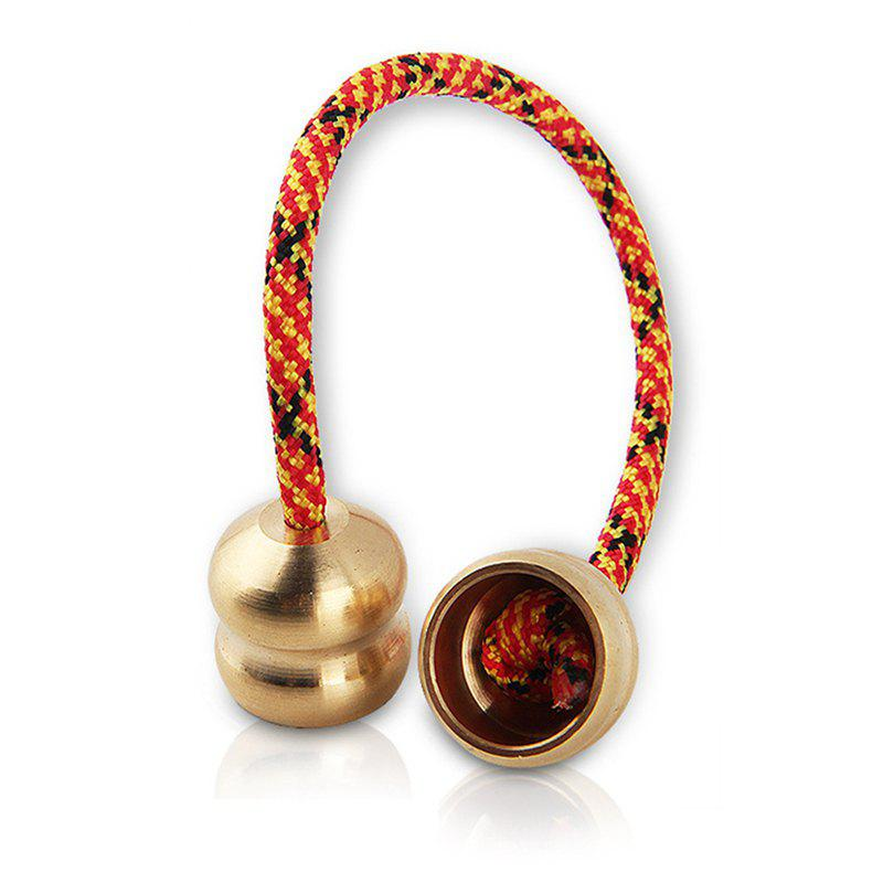 Unique Alloy Finger Yoyo Ball Pressure Relief Toy