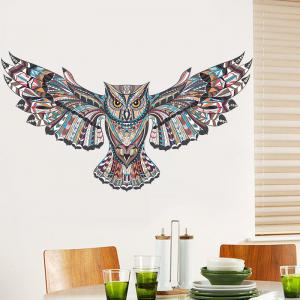 YEDUO  Owl Kids Nursery Rooms Decorations Wall Decals -