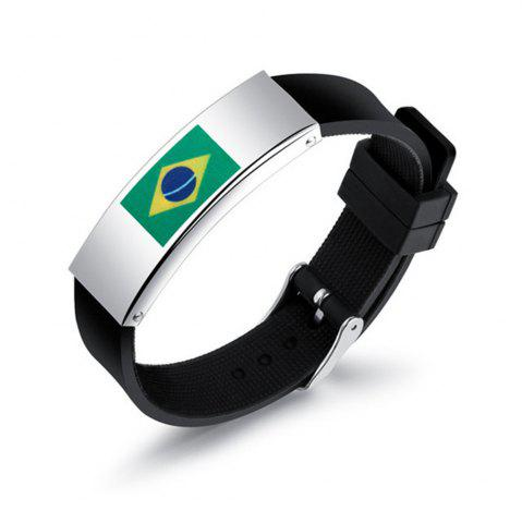 Shop 2018 New Fashion World Cup Ball Fans Wristband