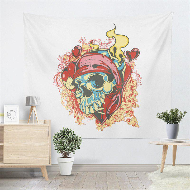 Online Indian Series of Flame Pattern Personalized Decoration Tapestry GT-32