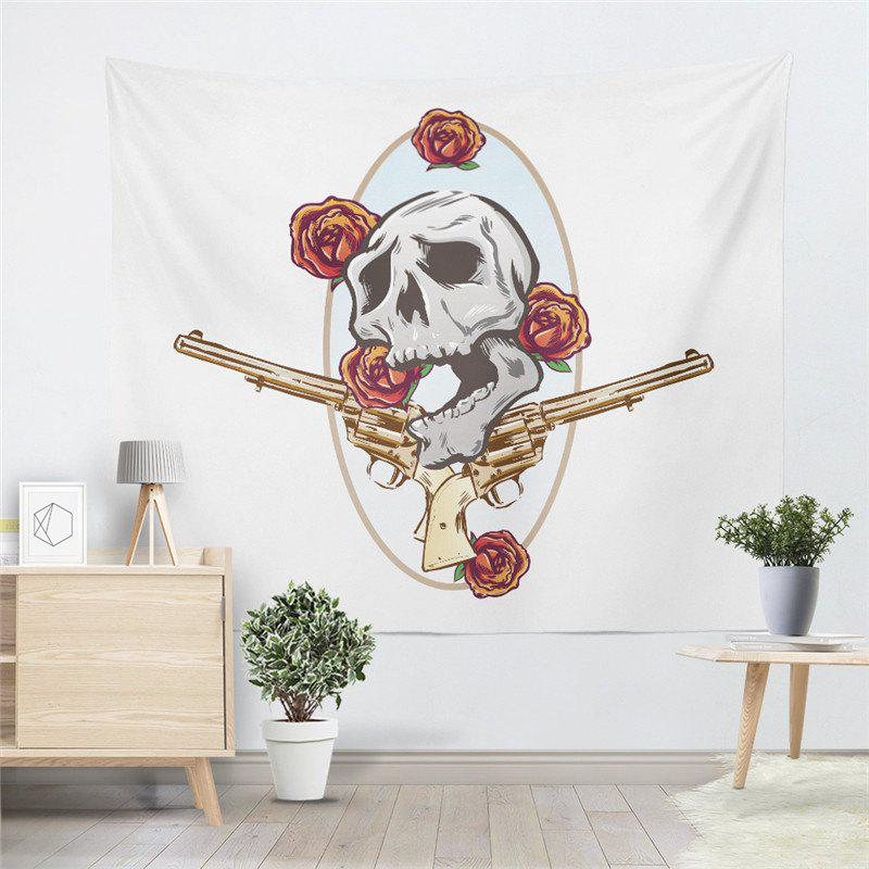 Shops Rose Skeleton Personality Decoration Background Tapestry GT-36