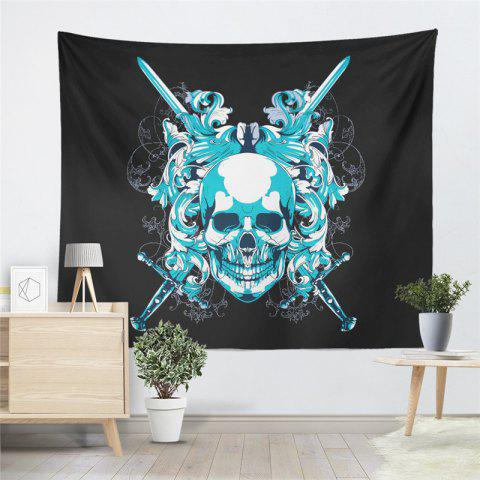 Outfits Skeleton Pattern  Personality Decoration Tapestry GT-40-1