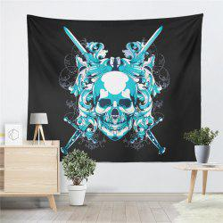 Skeleton Pattern  Personality Decoration Tapestry GT-40-1 -