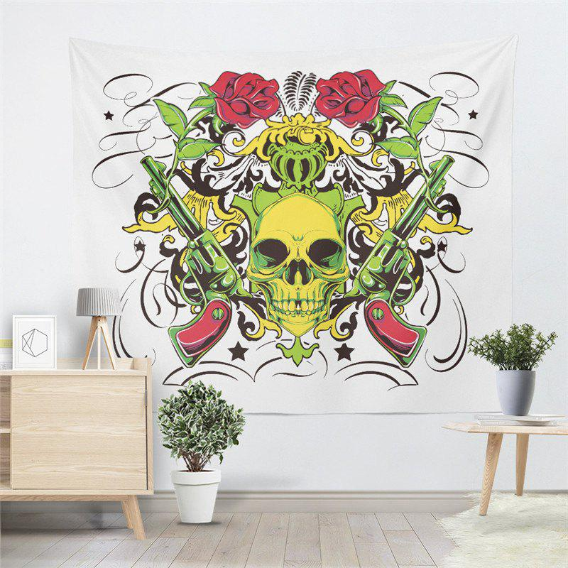 Outfit Rose Skeleton Personality Decoration Background  Tapestry GT-41