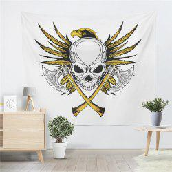 Rose Skeleton Personality Decoration Background Tapestry GT-43 -