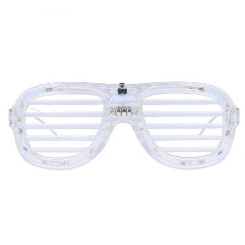 Discount LED Light Up Glasses Party 1pc