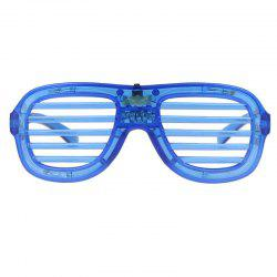LED Light Up Glasses Party 1pc -