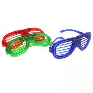 LED Light Up Shades Afficher jouet lunettes Party 1pc -