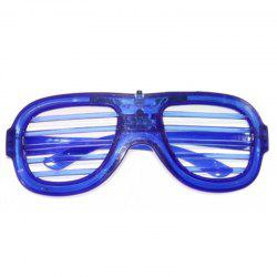 LED Light Up Shades Show Toy Glasses Party 1pc -