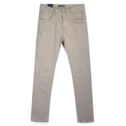 Summer Men's Fashion Pure Cotton Casual Pants -