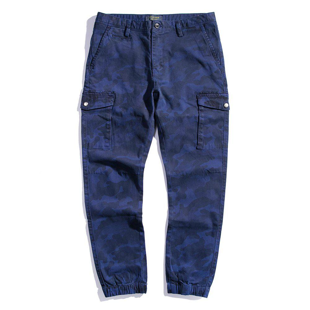 Sale Summer Men's Casual Feet Repair Pants