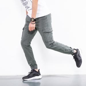 Pantalon de détente en coton pur Summer Men -