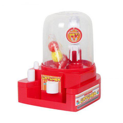 Outfit Mini Ball Machine Clip Candy Toys for Children