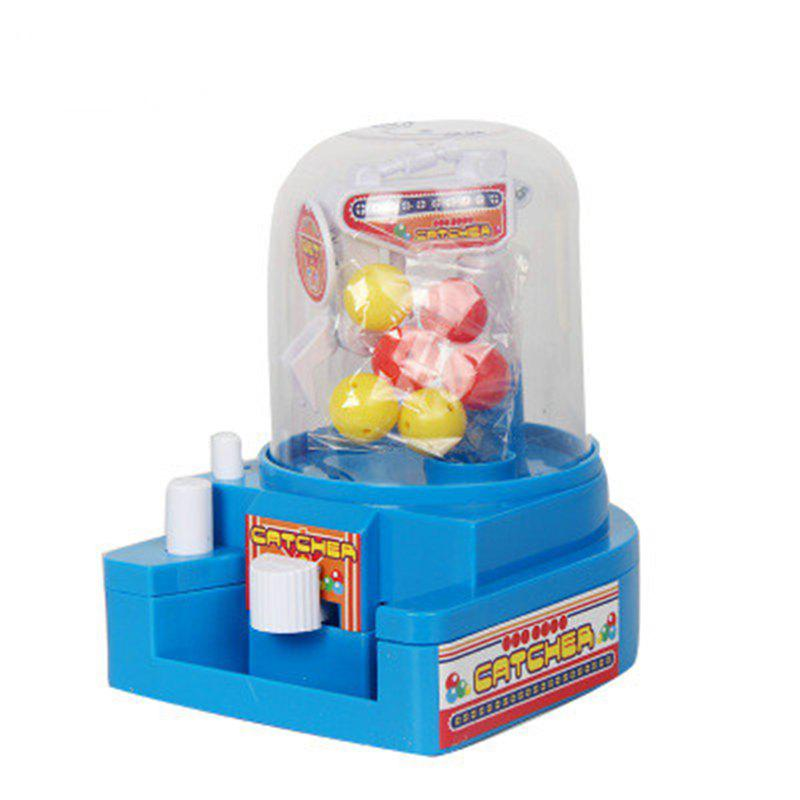 Chic Mini Ball Machine Clip Candy Toys for Children