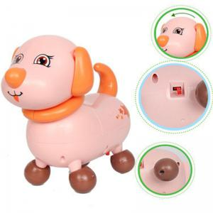 Electric Dog Intelligent Light Music Educational Toys -