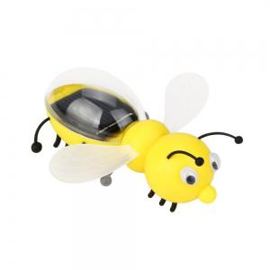 Cute Bee Solar Powered Children Educational Toy -