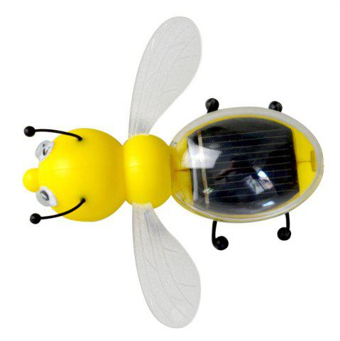 Chic Cute Bee Solar Powered Children Educational Toy
