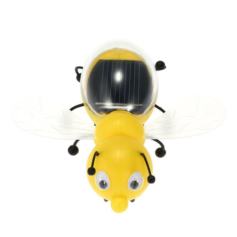 Chic Creative Solar Energy Bee Shape Toys