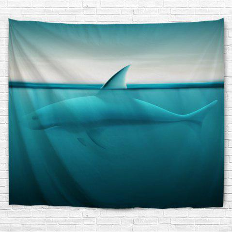 Outfit Diving Shark 3D Printing Home Wall Hanging Tapestry for Decoration