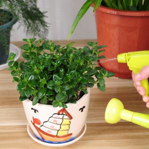 Dual-Purpose One-Hand Pressure Sprayer Watering Can -