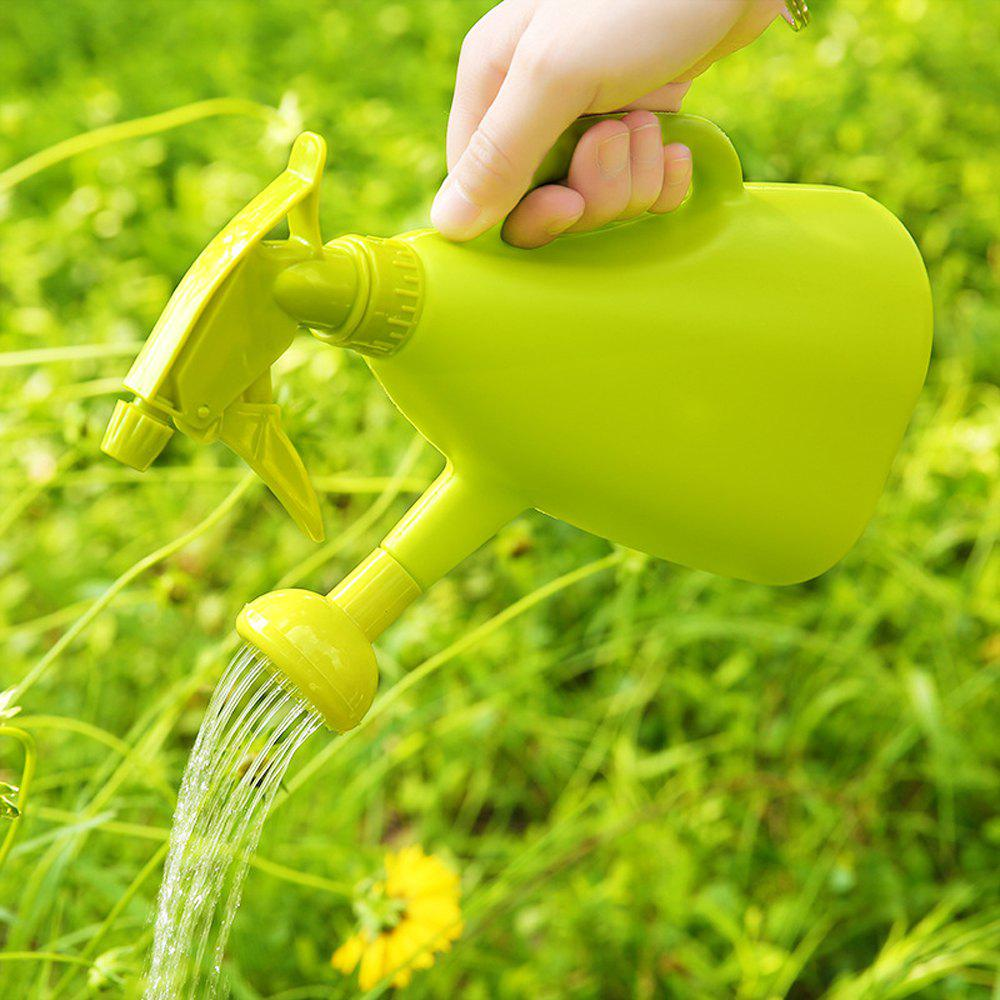 Fancy Dual-Purpose One-Hand Pressure Sprayer Watering Can