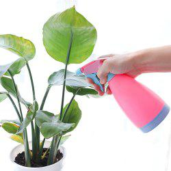 Garden Tool One-Hand Pressure Candy Color Sprinkler Watering Can -