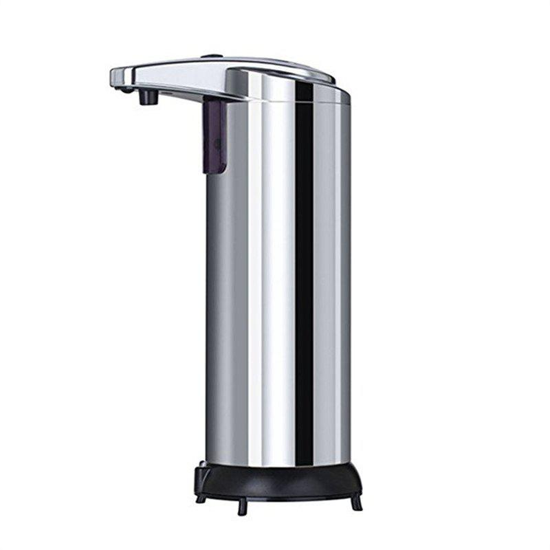 Unique Automatic Soap Dispenser Touchless Stainless Steel Fingerprint Resistant