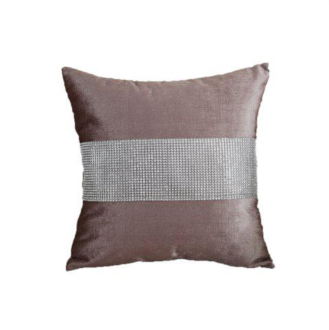Trendy European Flannel  Luxury Pillow Cushion Cover