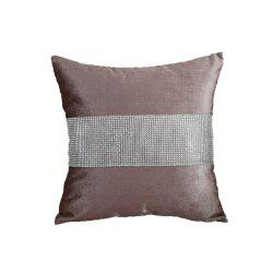 European Flannel  Luxury Pillow Cushion Cover -