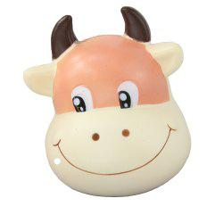 Jumbo Squishy Brown Cow soulager les jouets de stress -