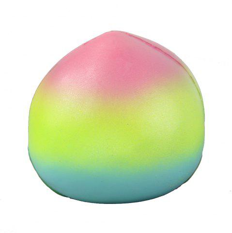 Discount Jumbo Squishy Colourful Peach Relieve Stress Toys