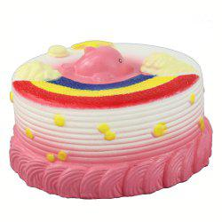 Jumbo Squishy Sea Gâteau soulager le stress jouet -