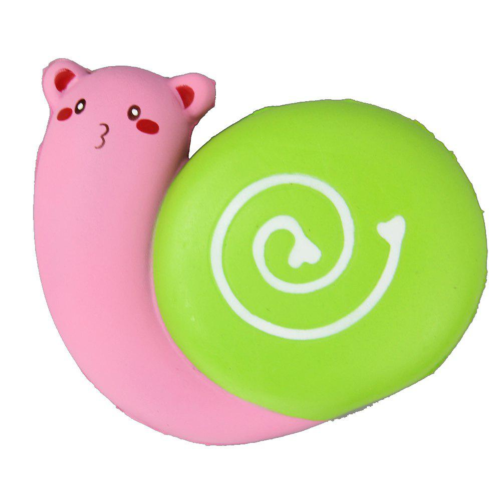 Escargot Squishy Jumbo Soulager Stress Toy