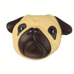 Jumbo Squishy Shar Pei chien soulager le stress jouet -