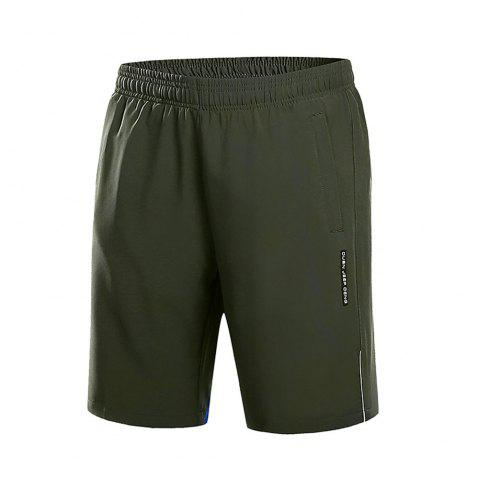 Chic Outdoor Men's Dry Beach Leisure Sports Shorts