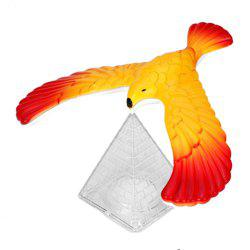 Magic Balancing Science Bureau jouet base Nouveauté Eagle Fun Learn Gag cadeau -
