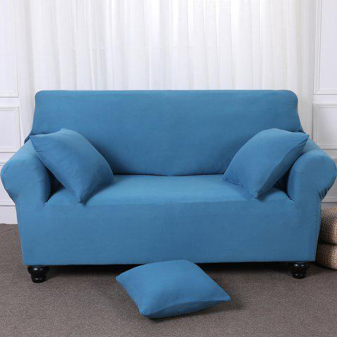 Buy Elastic Tight Package Anti-Skid Pure Color Sofa Cover