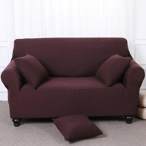 Store Elastic Tight Package Anti-Skid Pure Color Sofa Cover